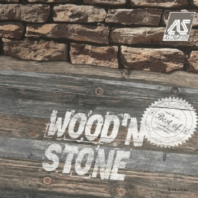 Wood'n Stone (Wallpaper)