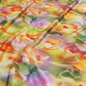 Satin printed elastic NEW