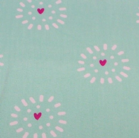 Poplin printed 1.50m (100% cotton) NEW