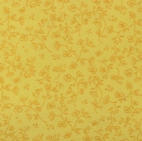 Poplin floral 1.10 m (100% cotton) NEW